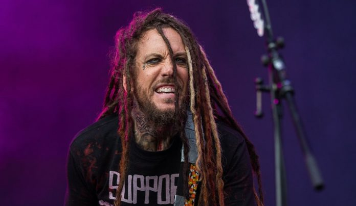 KORN Announced The Nothing's Cold is in Spotify Playlist