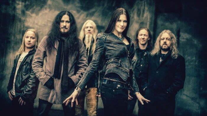 Nightwish Tour 2020.Nightwish Announce World Tour 2020