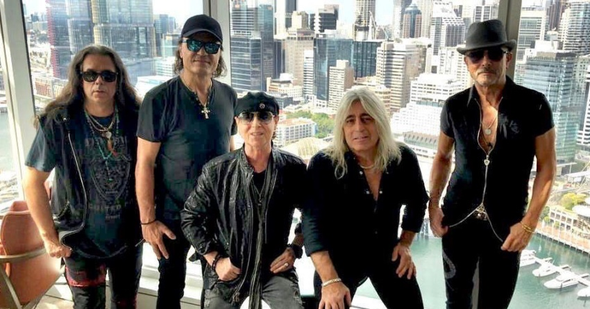 Scorpions Sends A Special Easter Message Mentioning Coronavirus Outbreak