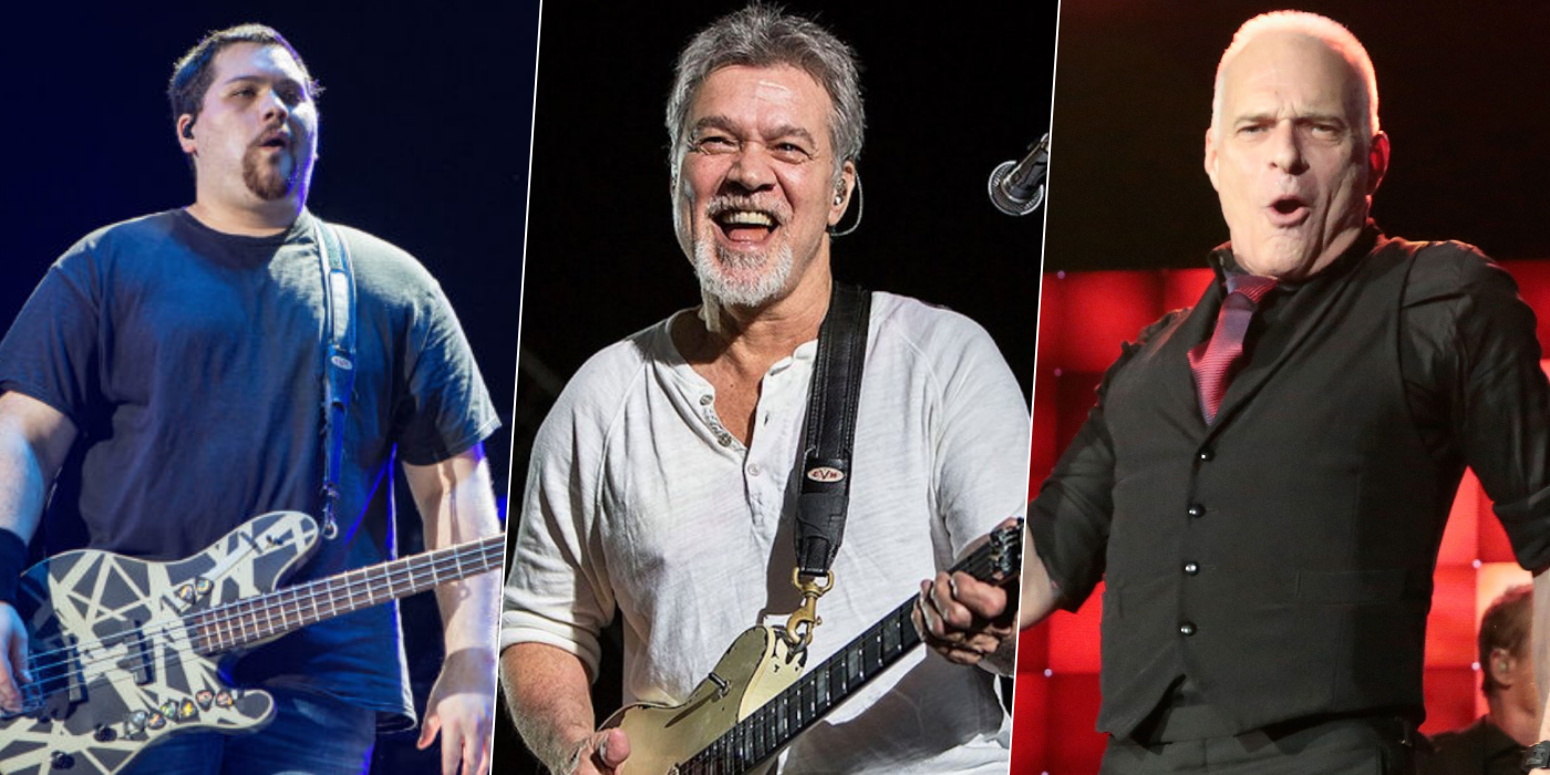 Rumors Are On The Rise Will Eddie Van Halen Tour Again