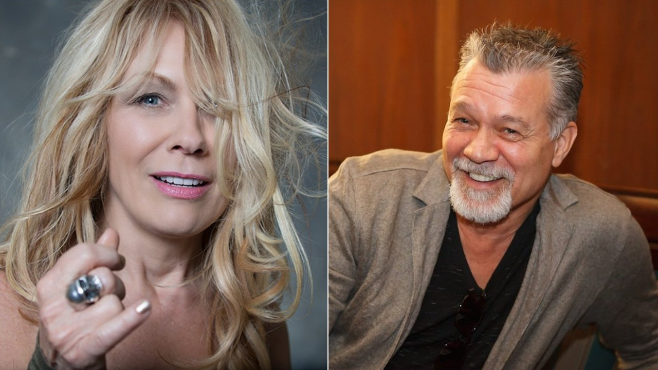 NANCY WILSON Claims There Was An Unheard EDDIE VAN HALEN Record Out There