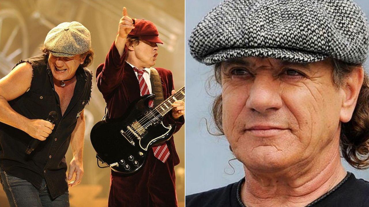 AC / DC has released a new album