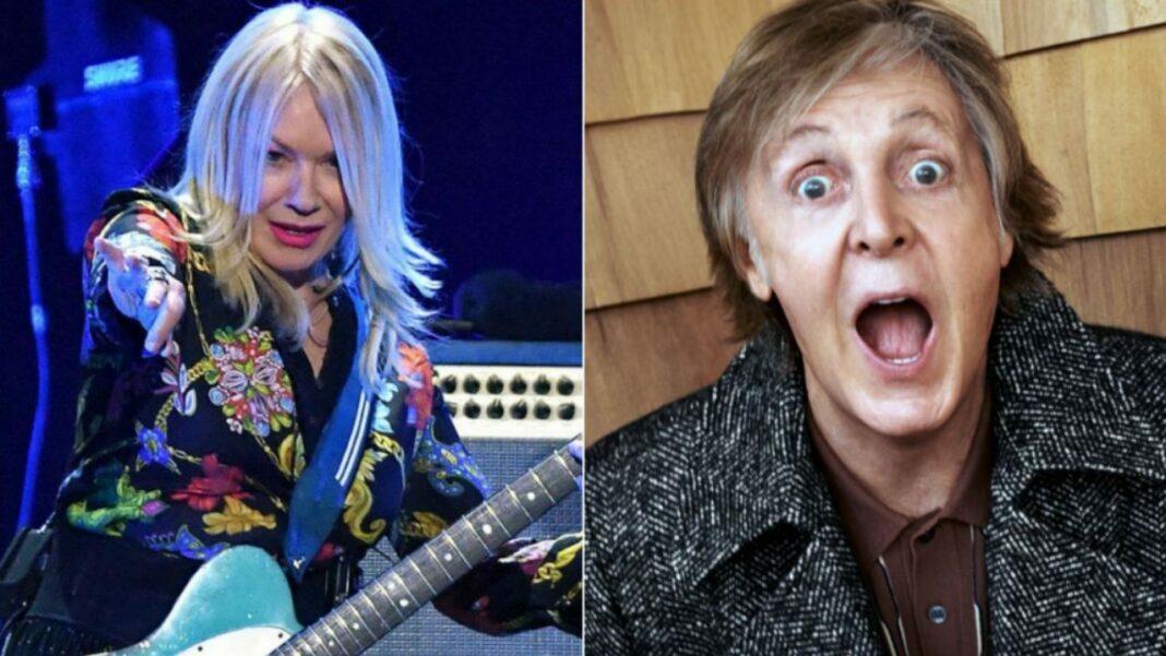 Heart's Nancy Wilson Makes Heartwarming Comments On Her Hero The Beatles' Paul McCartney