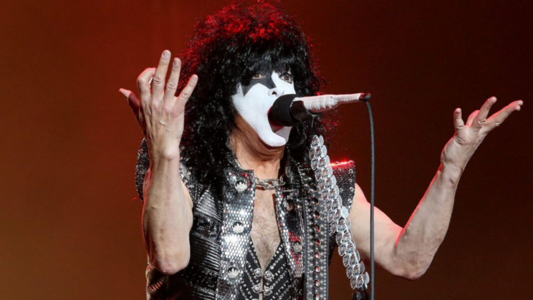 KISS frontman Paul Stanley tested positive for Covid.