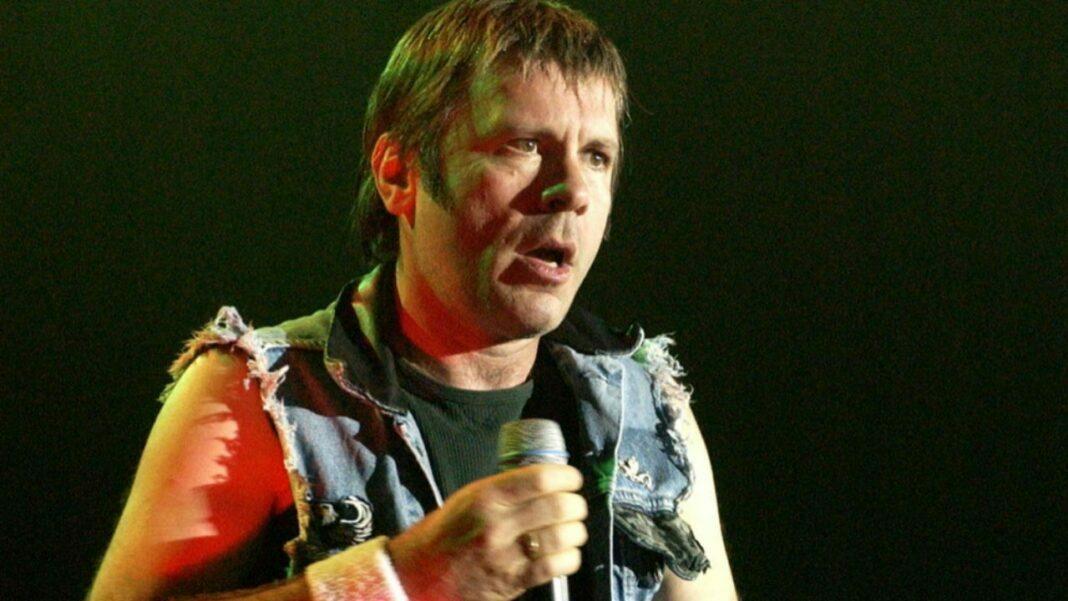 Iron Maiden's Bruce Dickinson Blasts Unvaccinated People:
