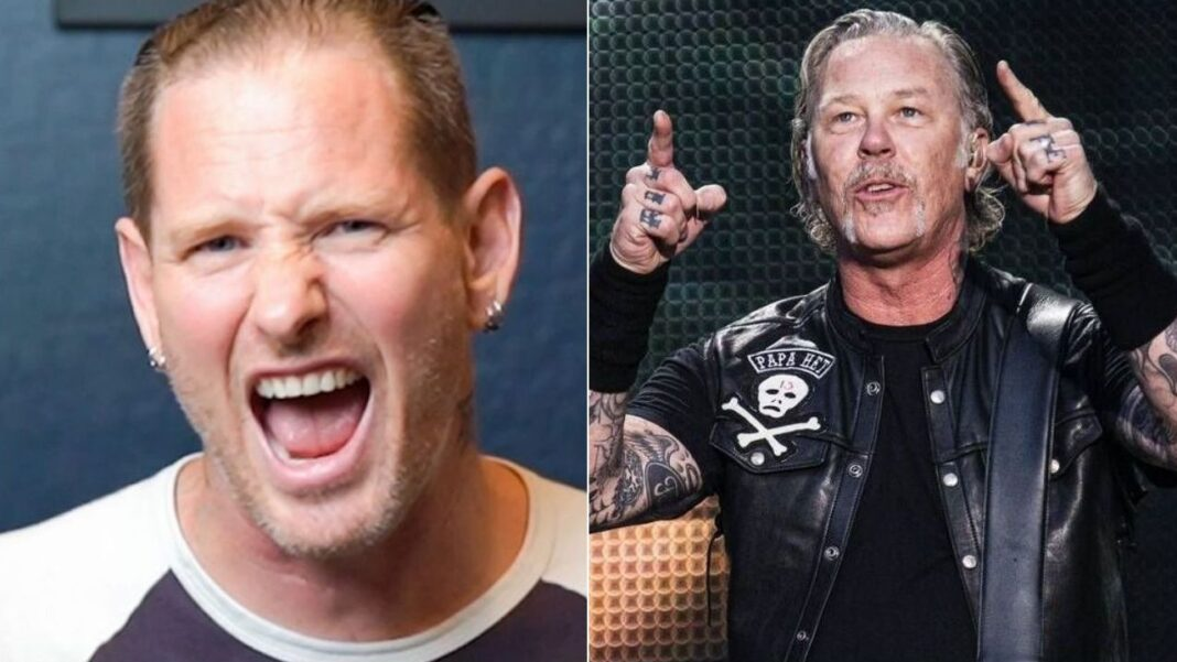 Corey Taylor Praises Metallica: