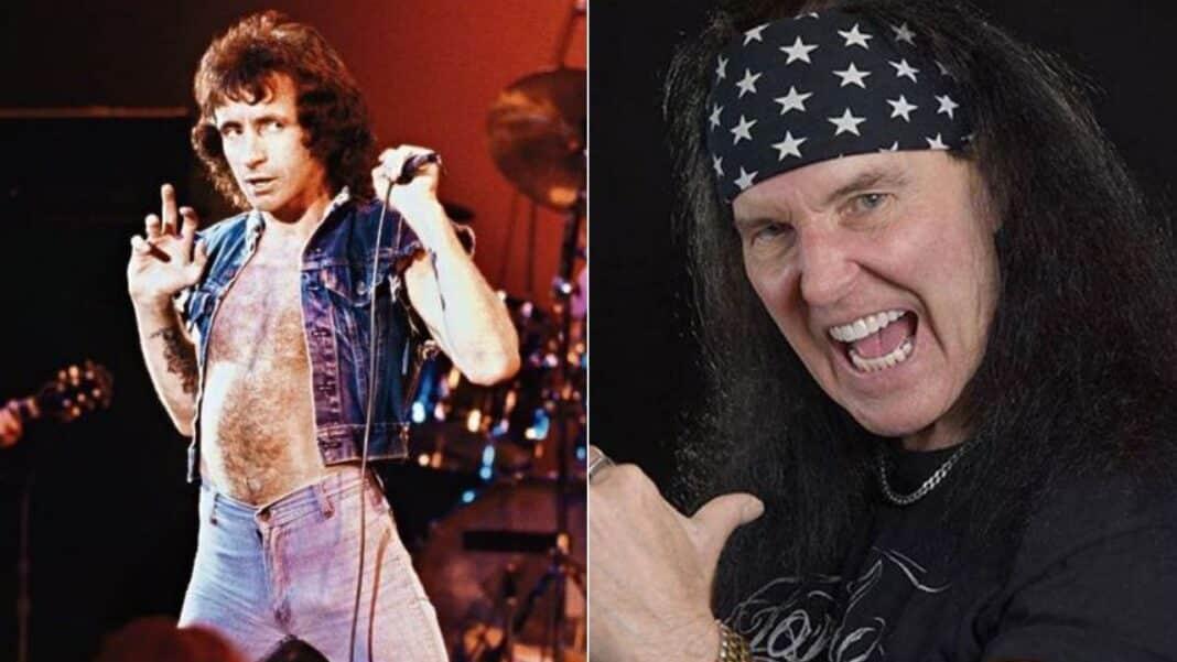 Original AC/DC Singer Slams Bon Scott: