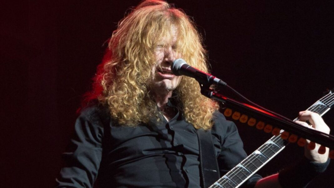 Megadeth's Dave Mustaine Recalls His Battle Against Cancer:
