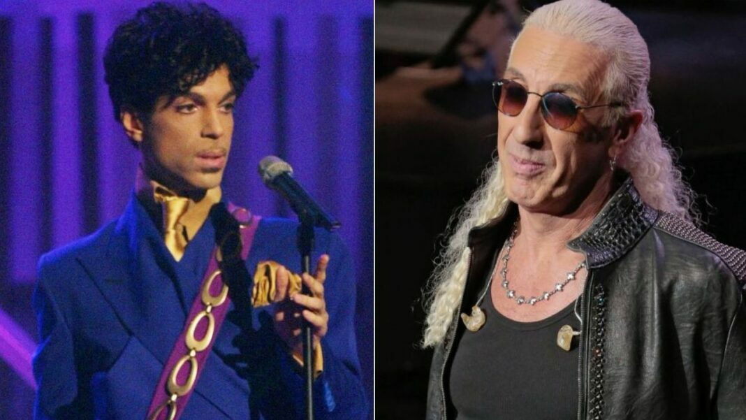Twisted Sister's Dee Snider Says Prince Was Moving Like A D*ck