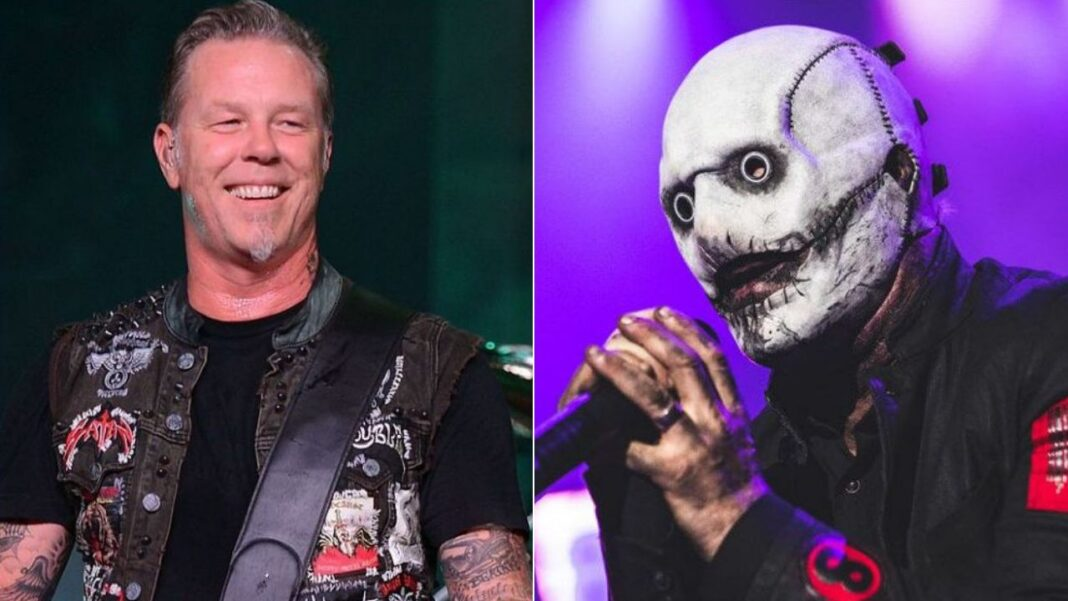 Slipknot's Corey Taylor Covers Metallica's 'Holier Than You' For The Blacklist