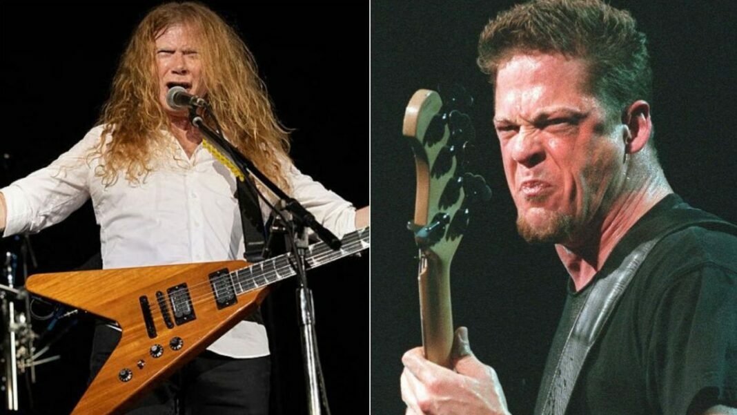 Jason Newsted Opens Up About The Rumors Of Joining Megadeth: