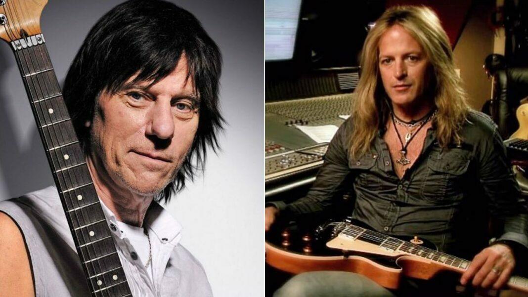 Former Whitesnake Guitarist Recalls Meeting His Hero Jeff Beck: