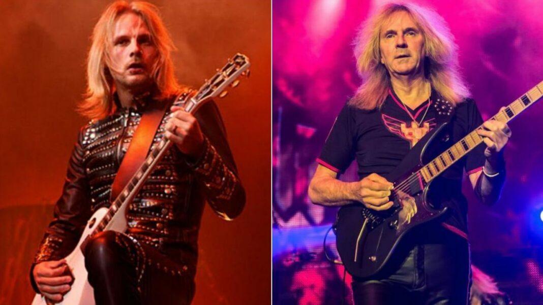 Richie Faulkner Answers Whether Judas Priest Dismissed Glenn Tipton On New Album