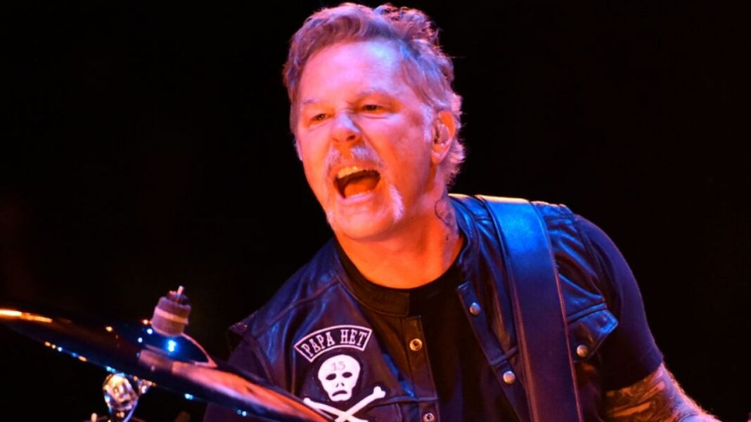 James Hetfield Reveals A Life-Changing Experience About Nothing Else Matters