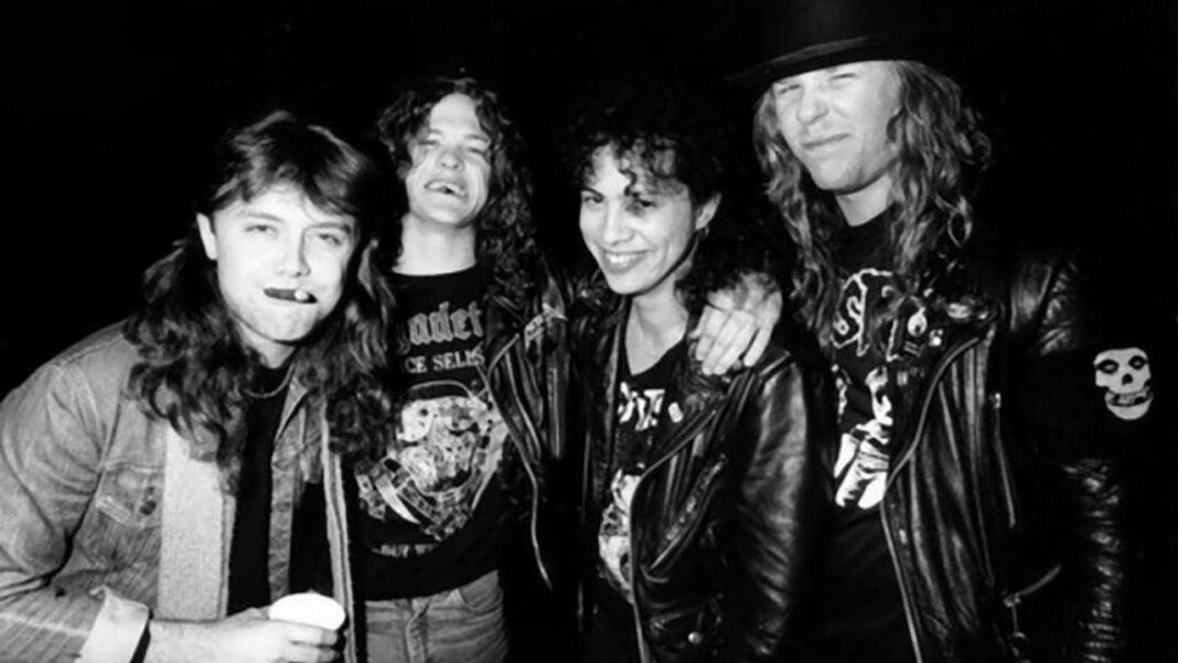 Metallica's Kirk Hammett Admits Black Album's Undeniable Success 'Felt Really Strange'