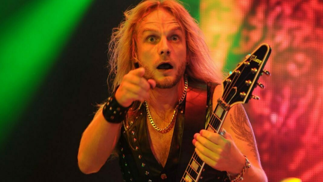 Richie Faulkner on Judas Priest Hasn't Yet Been Inducted Into Rock and Roll Hall of Fame: