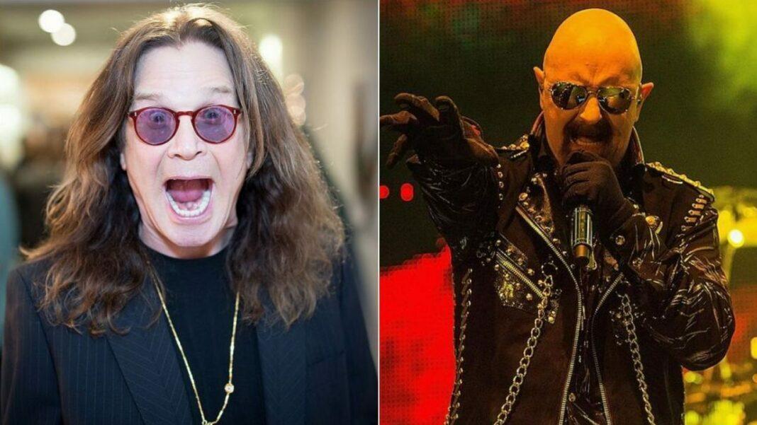 Judas Priest Bassist Recalls Rob Halford's Replacing Ozzy Osbourne In Black Sabbath: