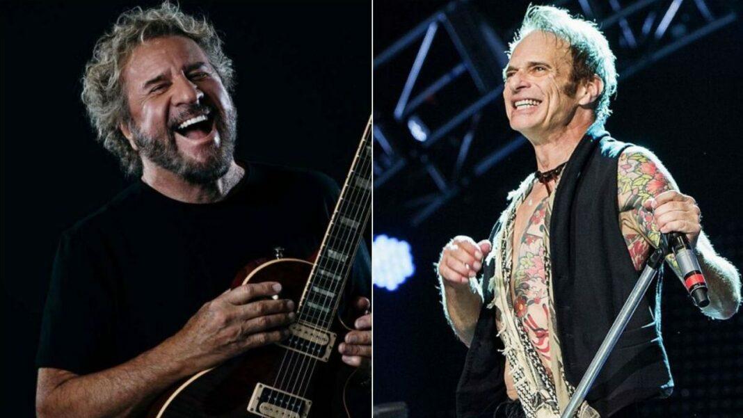 Sammy Hagar Recalls David Lee Roth's Quit From Van Halen: