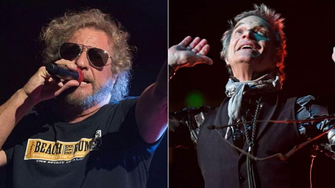 Sammy Hagar Recalls First David Lee Roth Opinion In Van Halen:
