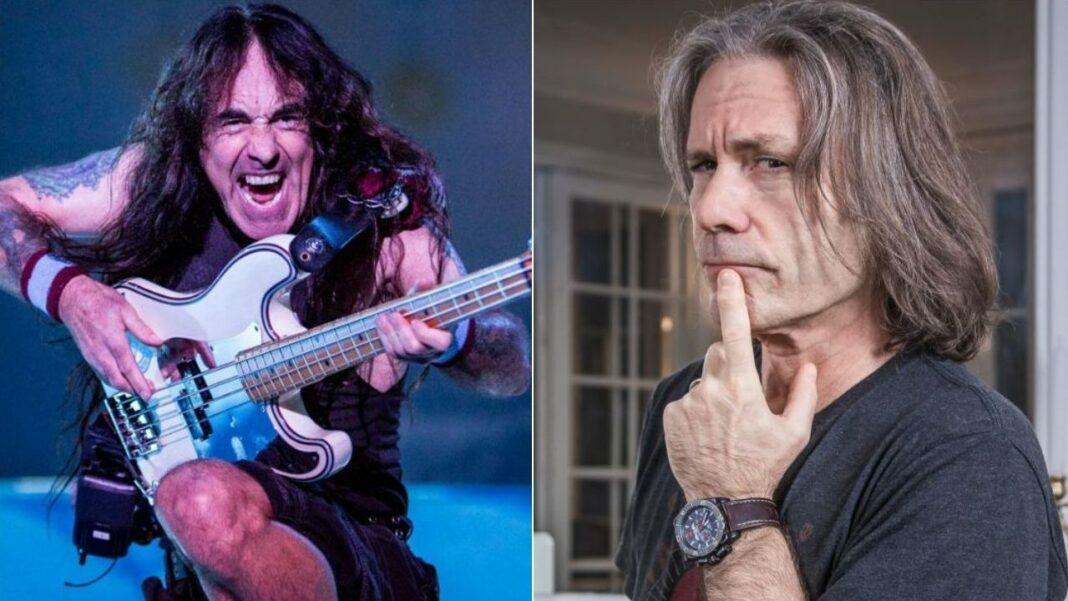 Bruce Dickinson Reveals The Surprising Thing Steve Harris Did On New Iron Maiden Album Setjutsu