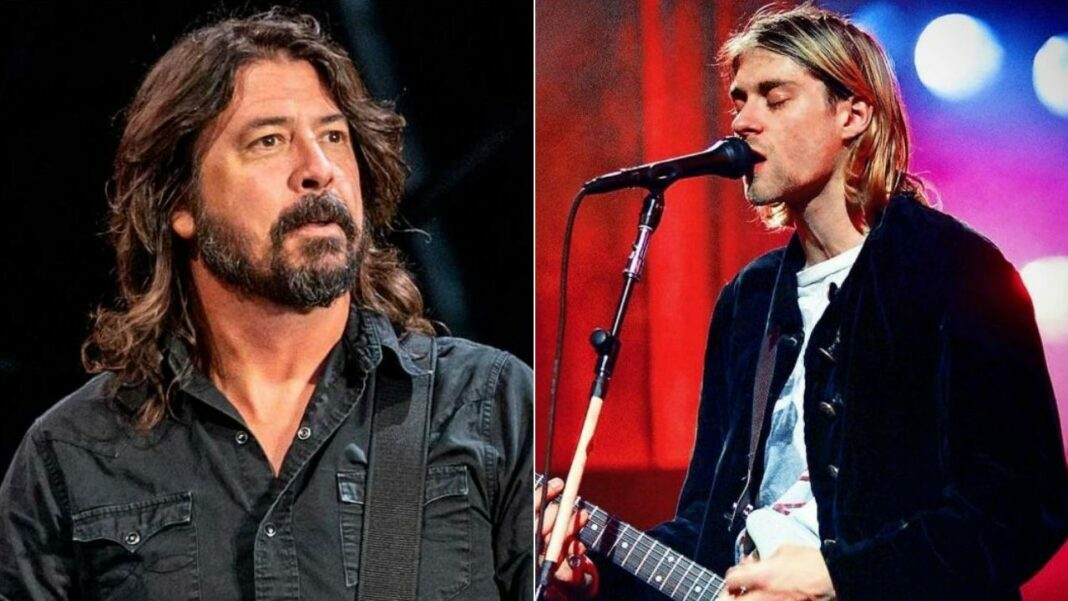 Dave Grohl Recalls His 12-Year-Old Daughter's Surprising Kurt Cobain Opinion: