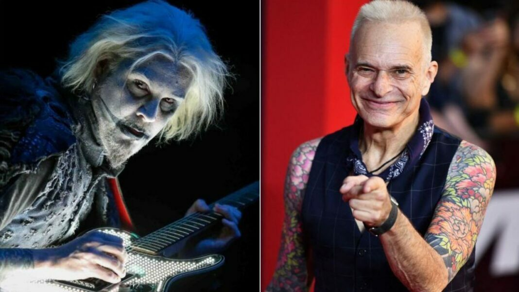 John 5 Comments On David Lee Roth's Retirement: