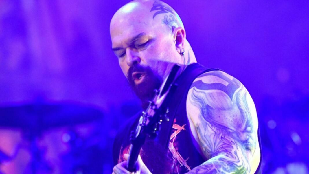 Kerry King Says Slayer Retired Too Early