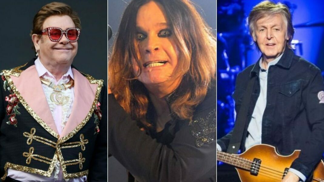 The 10 Singers That Ozzy Osbourne Listed As The Best Of All Time