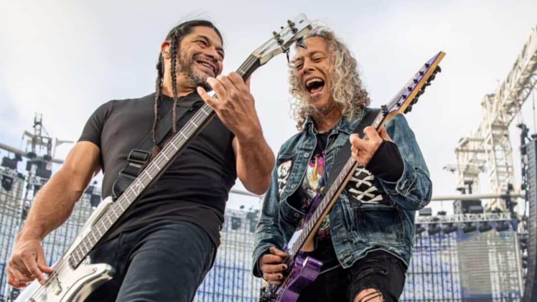 Robert Trujillo Recalls The First Time He Met Metallica: